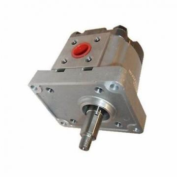 Hydraulic Parker Commercial Hydradyne  Tandem Gear Pump P76C578BIOM157DON20-1