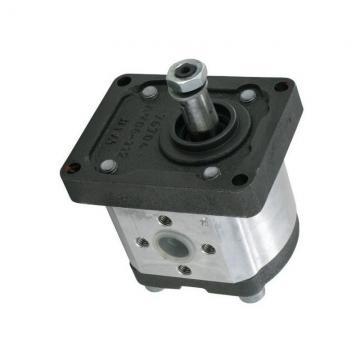 Orsta C40-3 R Pompe Hydraulique Double Tous les Jours 10859 À Zahnradmotor