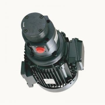 Parker / Jcb 3CX Double Pompe Hydraulique 333/G5391 37 + 33cc / Révisée Fait En