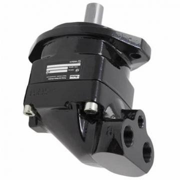 Genuine NEW Parker/JCB Twin hydraulic pump 332/F9029 36 + 26cc/rev Made in EU
