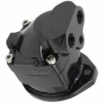 New 8906-0499 Parker Ultra Hydraulic Triple Gear Pump