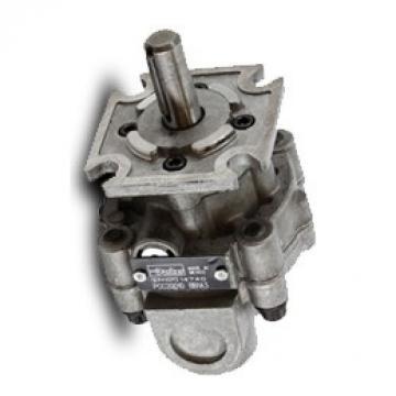 Genuine Parker/JCB 3C Twin hydraulic pump  333/G5392  29 + 23cc/rev Made in EU