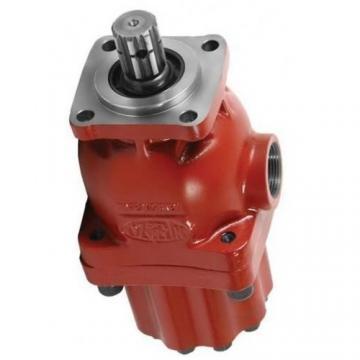 Genuine Parker/JCB 3CX Twin hydraulic pump 333/G5391 37 + 33cc/rev. Made in EU