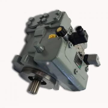 Plaque de raccordement BOSCH REXROTH pour pompes A10V 45 / 31R / YM 0446