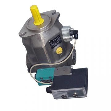 1 Pompe hydraulique bosch A10VSO Cylindrée variable R910967365 + moteur abb 11kw