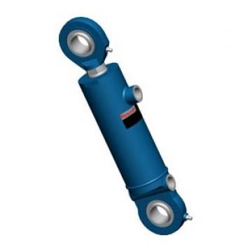 Rexroth Pressuremaster C-198051 Hydraulic Cylinder w/ Balluff Transducer