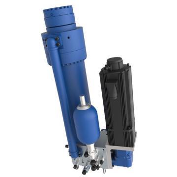 Cylindre hydraulique Vérin hydraulique Ultra-Mince 30T Vérin De Levage De Vérin