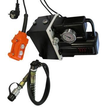 750W 7L Pompe Hydraulique Electrique Commutateur Manuel Commutateur à Pédale