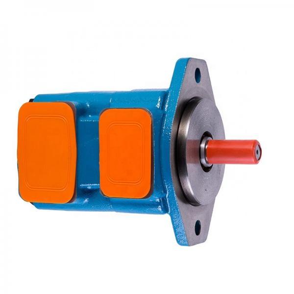 707277-C, vane PUMP 19.5 cc/R -172 bar bspp ports, Eaton Vickers hydraulique valve #2 image