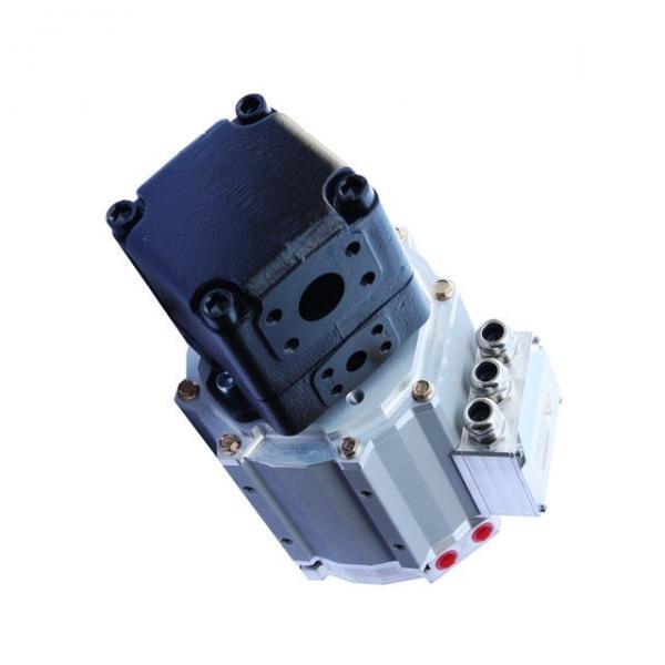 Genuine NEW Parker/JCB  Twin hydraulic pump 20/925578  33 + 23cc/rev Made in EU #1 image