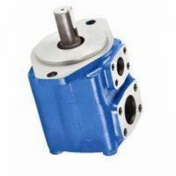 Eaton Vickers hydraulique Valves-pompe à palettes 9.8 Barres CC/R-172 BSPP ports 1-11352 #2 image