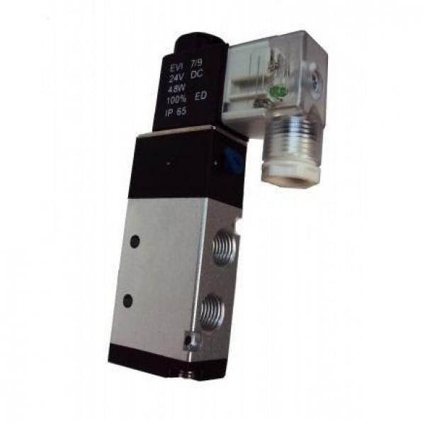 Valvula de solenoide Bomba de inyección Nissan Opel Ford BOSCH 0281002645 #2 image
