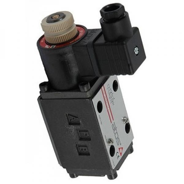 Valvula de solenoide Bomba de inyección Opel Astra Vectra BOSCH 1467255051  #3 image