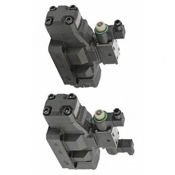 Valvula de solenoide Bomba de inyección Renault 9160114A 8640A110A 8640A111B #1 image