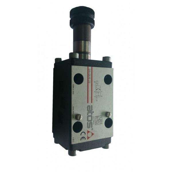 Valvula de solenoide Bomba de inyección Nissan Opel Ford BOSCH 0281002645 #1 image