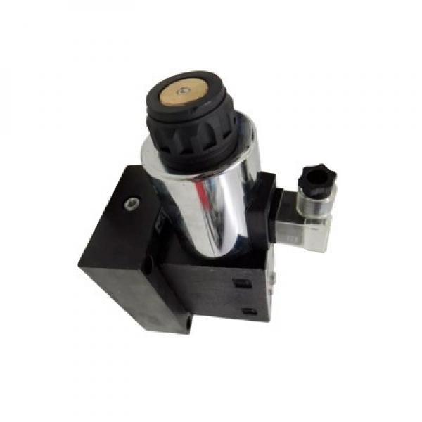 Valvula de solenoide Bomba de inyección Renault 9160114A 8640A110A 8640A111B #3 image
