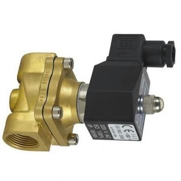 Valvula de solenoide Bomba de inyección Renault 9160114A 8640A110A 8640A111B #2 image